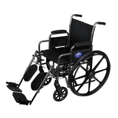 Medline K1 Basic Extra-Wide Wheelchairs