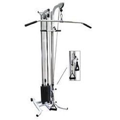 Endorphin 393 Bilateral Pulley, Sngl Free Standing