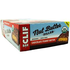Clif Bar Cliff Bar Chocolate peanut butter bars - Chocolate Peanut Butter