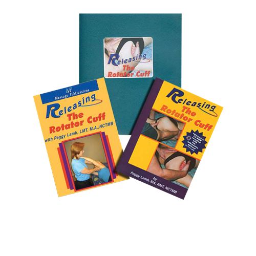 Massage Publications Releasing The Rotator Cuff Home Study Course Model 570 0119