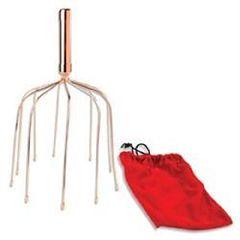 ScripHessco The 'Tingler' Copper Scalp Massager