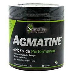 Nutrakey Agmatine Nitric Oxide 30g