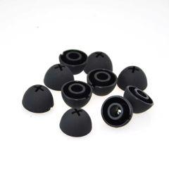Sennheiser Black Eartip Cushions 10 Count