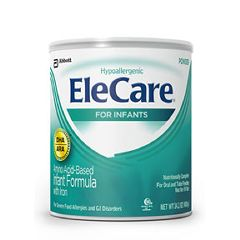 EleCare DHA/ARA Unflavored - 14.1oz Can