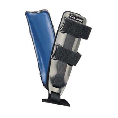 FLA Orthopedics Gelband Ankle Stirrup Brace Black - Universal Model 708 0027