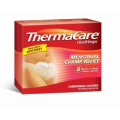 ThermaCare HeatWraps for Menstrual-Cramp Pain Relief