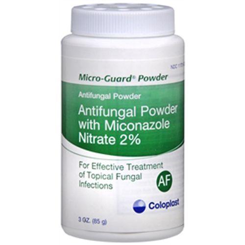 Micro-Guard Antifungal Powder Model 068 575236 01