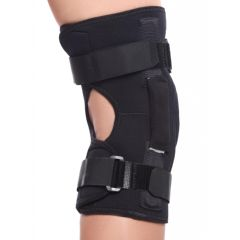 Advantage Neoprene Hinged Knee Wrap