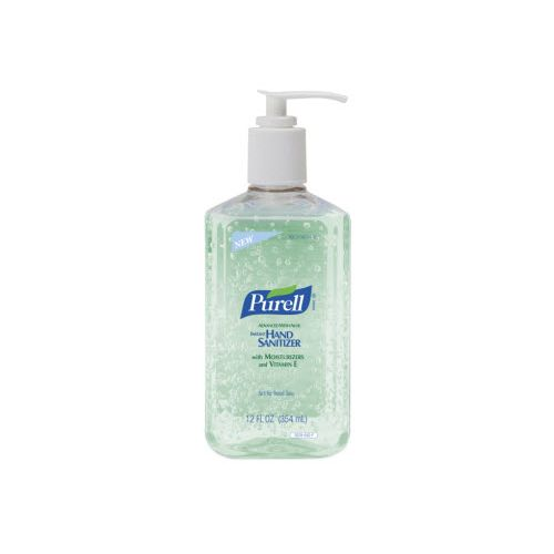 Purell Advanced With Aloe Hand Sanitizer