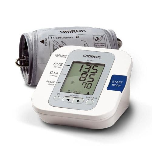 Omron (Marshall) Omron Auto Inflate Blood Pressure Monitor - 5 Series Model 735 0112