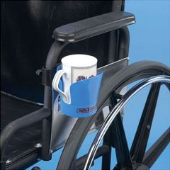 Wheelchair Cup Holder  - 3 Pack