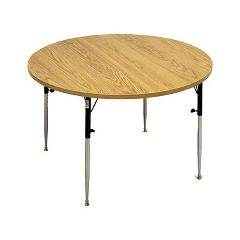 "Hausmann 48"" Round Table"
