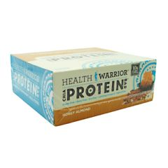 Health Warrior Chia Protein Bar - Honey Almond