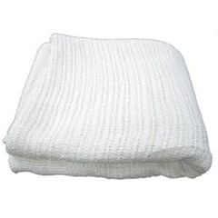 "Textiles Group, Inc. Thermal 100% Cotton Blanket White 66"" X 96"""