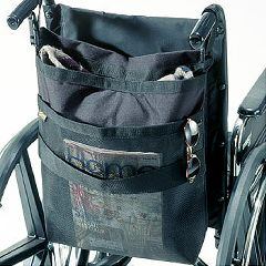 Wheelchair Back Carry On
