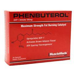 Muscle Meds Phenbuterol