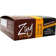 Zing Zing Bar - Dark Chocolate Hazelnut