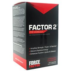 Force Factor Factor 2