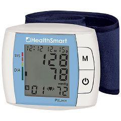 HealthSmart Standard Automatic Wrist Digital BP Monitor