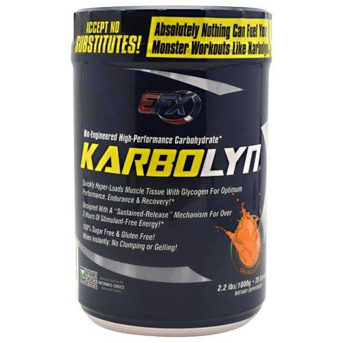 All American EFX Karbolyn - Orange Shockwave Model 827 582771 02