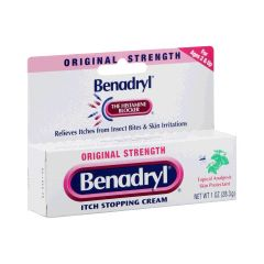 Benadryl Cream