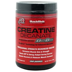 Muscle Meds Creatine Decanate - Unflavored
