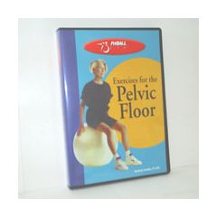 FitBALL Exercises for the Pelvic Floor - DVD