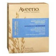 Aveeno Bath Packets