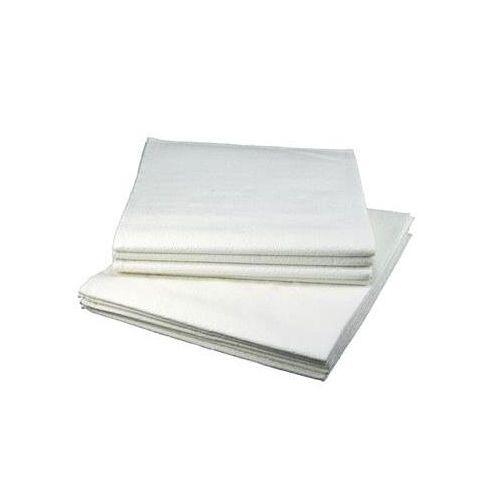 ScripHessco Drape Sheets, Tissue Exam,White, 2-Ply - 50/Case Model 770 1011