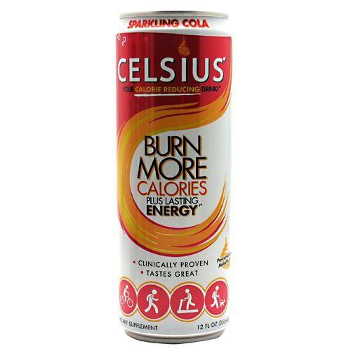Celsius Celsius - Sparkling Cola Model 171 584381 01 Pack of 12