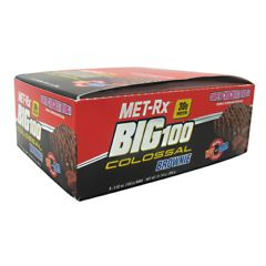 MET-Rx Big 100 Colossal - Super Chocolate Fudge