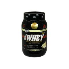 100% Whey, Instantized, Vanilla Ice Cream - 2 lbs