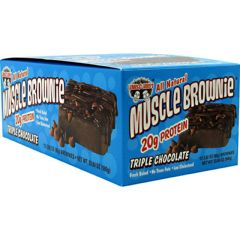 Lenny & Larry's Muscle Brownies - Triple Chocolate