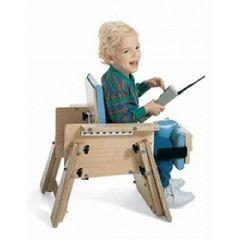 Kinder Chair Adjustable Pelvic Femoral Stabilizer