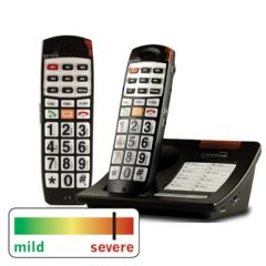 Serene Innovations Inc Serene Innovations CL-65 Amplified Phone with Expansion Handset