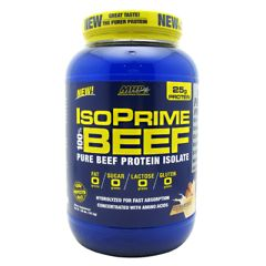 MHP IsoPrime 100% Beef - Vanilla Caramel