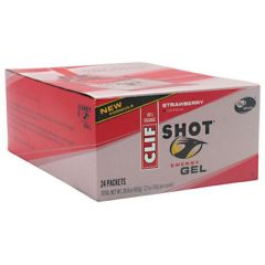 Shot Clif Shot Energy Gel - Strawberry