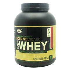 Gold Standard Optimum Nutrition Gold Standard Natural 100% Whey - Strawberry