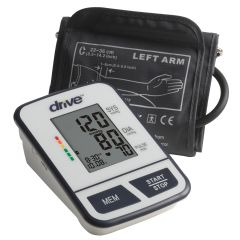 Drive Economy Automatic Blood Pressure Monitor, Upper Arm