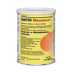 Nutricia XMTVI Maxamum - 454g, Orange flavor
