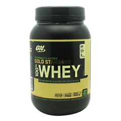 Gold Standard Optimum Nutrition Gold Standard Natural 100% Whey - Vanilla
