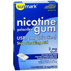 Sunmark Nicotene Gum