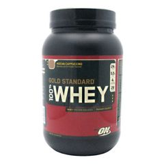 Optimum Nutrition Gold Standard 100% Whey - Mocha Cappuccino