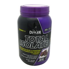 Cutler Nutrition Total Isolate - Chocolate Fudge Brownie