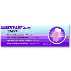 STAT MEDICAL DEVICES STAT-LET Auto Clinical Safety Lancets