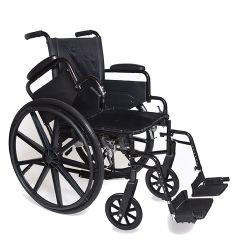 ProBasics K0004 Lightweight Wheelchair with Elevating Legrests