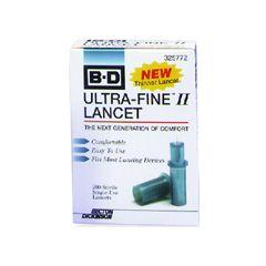 Ultra-Fine II Lancet