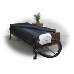 """10 """" Lateral Rotation Mattress with on Demand Low Air Loss"""