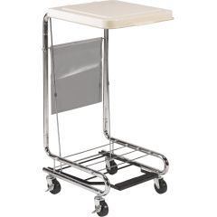 Drive Hamper Stand with Poly Coated Steel Lid