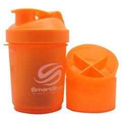 Smart Shake Shaker Cup - Neon Orange